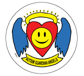 Autism Guardian Angels Retina Logo